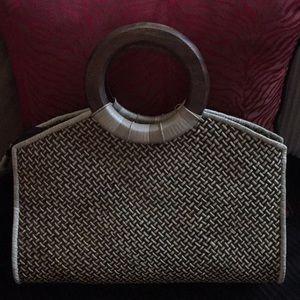 Handbags - Straw summer purse